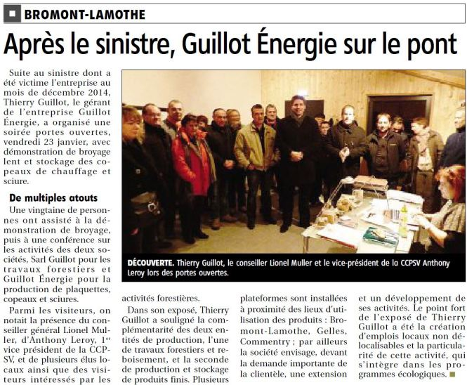 Guillot Energie