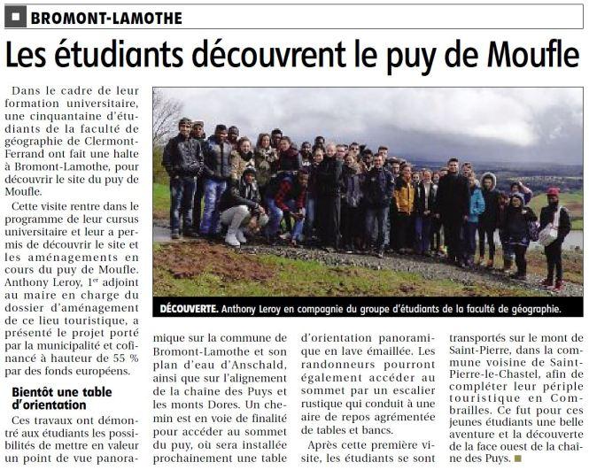 Puy de Moufle